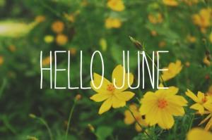 6月のお休みのお知らせです!